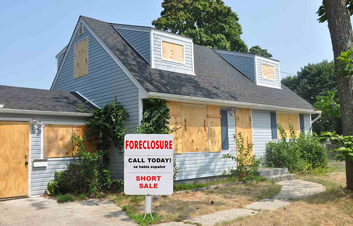 Zombie foreclosures decline during COVID-19
