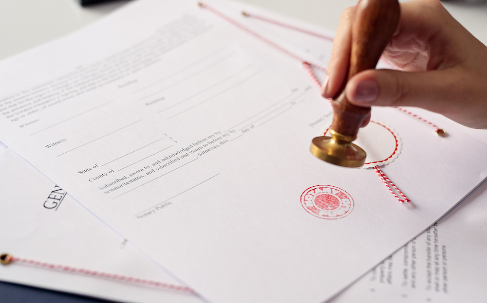 Demand for in-person notary services causes delays