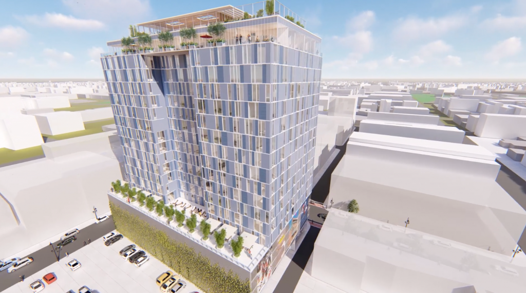 Newark Municipal Council Grants Tax Exemption to Vibe, a Resort-Style Apartment Complex